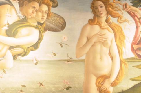 Uffizi virtual museum